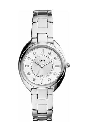 Fossil Damen Uhren - Uhr Gabby Three-Hand Date Stainless Steel Watch