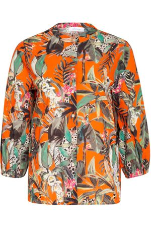 DARLING HARBOUR Bluse Mit 3/4-Arm