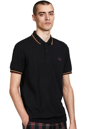 Fred Perry Herren Poloshirts - Twin Tipped Polo Shirt