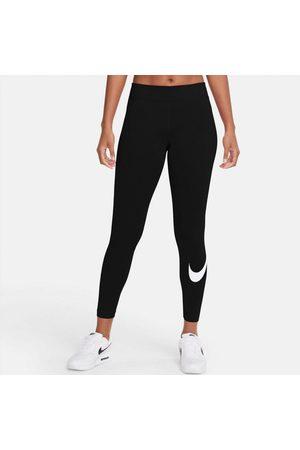 Nike Leggings » Essential Women's Mid-rise Swoosh Leggings«