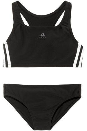 adidas Bustier-Bikini im sportlichen Design