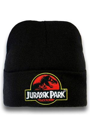 LOGOSHIRT Strickmütze 'Jurassic Park