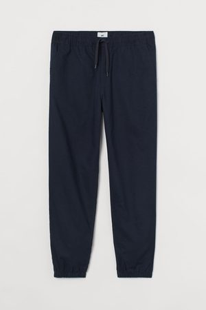 H&M Joggers mit Leinen Regular Fit