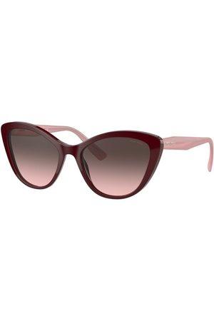 Miu Miu Damen Sonnenbrillen - Sonnenbrille rot