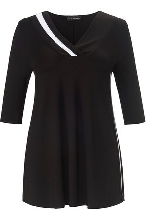 Doris Streich Damen T-Shirts, Polos & Longsleeves - Long-Shirt 3/4-Arm