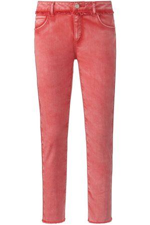 DAY.LIKE Damen Slim - Knöchellange Slim Fit-Jeans