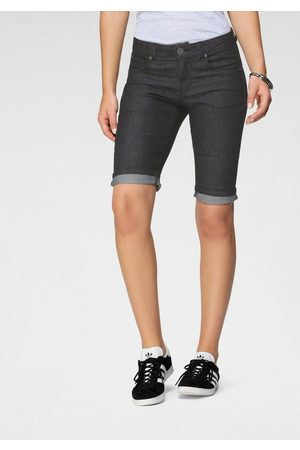 ARIZONA Jeansbermudas »Shaping« Mid Waist