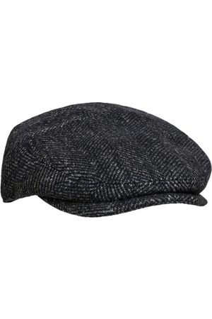 Faustmann Damen Hüte - Flatcap 54014 anthrazit