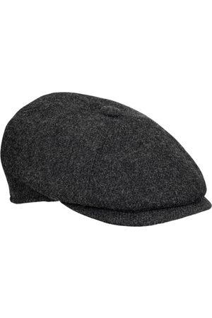 Faustmann Damen Hüte - Flatcap 54022 anthrazit