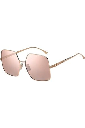 Fendi Sonnenbrille gold