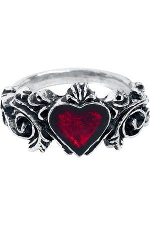 Alchemy Betrothal Ring silberfarben