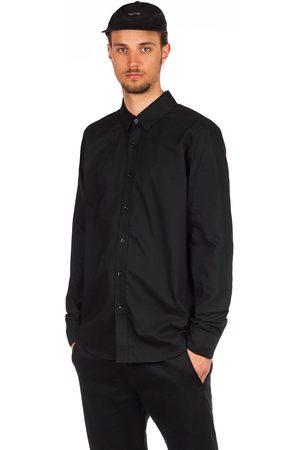 Volcom Herren Business - Oxford Stretch Shirt
