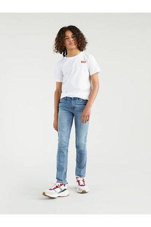 Levi's Jungen Skinny - Teenager 510™ Skinny Fit Jeans - Blau / Blau