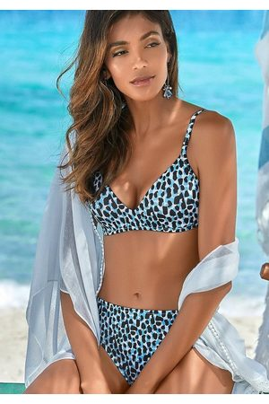 Sloggi Bustier-Bikini-Top »Hazy«, mit trendigem Design