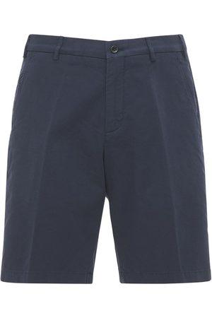 Loro Piana Herren Bermuda Shorts - Bermudashorts Aus Baumwolle