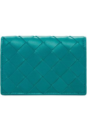 Bottega Veneta Intreccio Leather Card Case