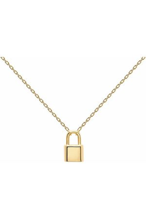 PDPAOLA Halskette Bond Necklace gold