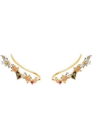 PDPAOLA Ohrringe Euphoria Gold Earring Yellow Gold gold