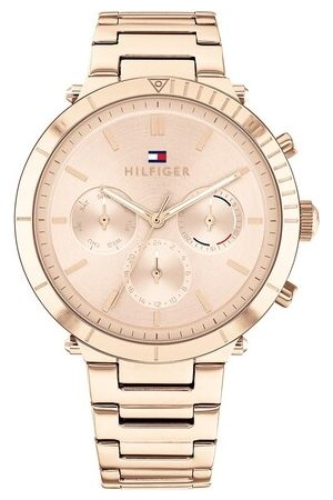 Tommy Hilfiger Uhr Multifunctional Watch rosa