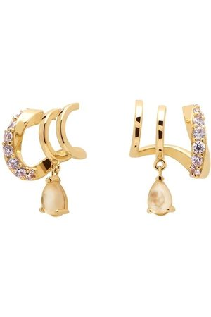 PDPAOLA Ohrringe Lumiere Earring gold