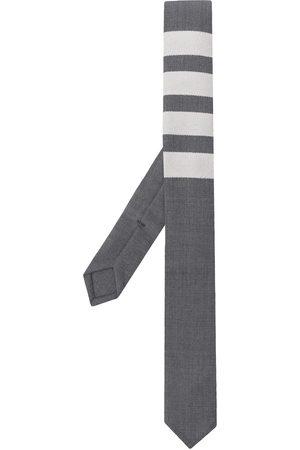 Thom Browne Herren Krawatten - Krawatte mit Logo-Streifen