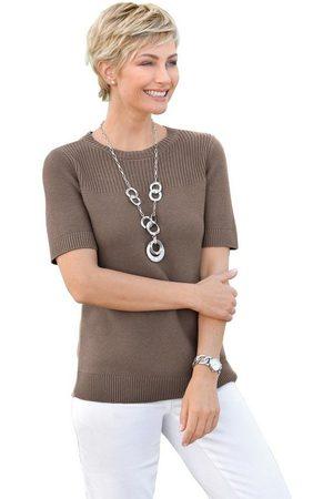Casual Looks Damen Pullover - Kurzarmpullover »Pullover«