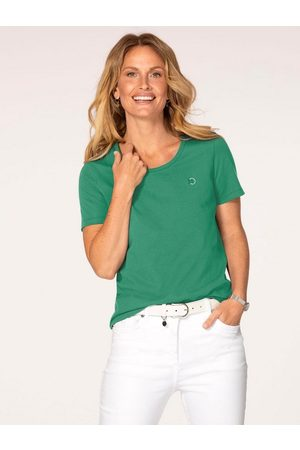 MONA Damen T-Shirts, Polos & Longsleeves - T-Shirt aus Cotton made in Africa