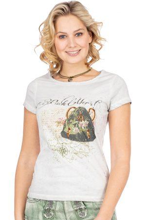MARJO T-Shirt DORI hellgrau