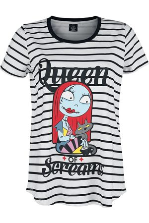 The Nightmare Before Christmas Queen of Screams T-Shirt weiß/