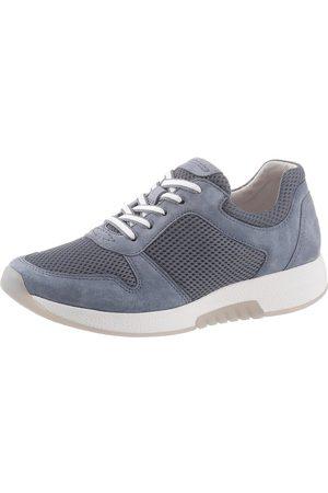 Gabor Keilsneaker im Materialmix