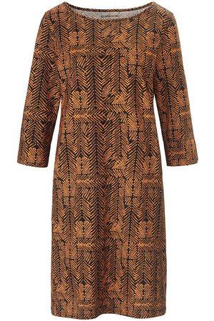 Green Cotton Damen Freizeitkleider - Jersey-Kleid 3/4-Arm