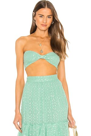 ROCOCO SAND Aria Crop Top in . Size S, XS, M.