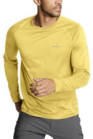 Eddie Bauer Herren Longsleeves - Resolution Shirt - Langarm Herren Gr. XL