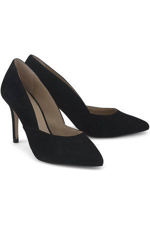 Cox Damen Pumps - Velours-Pumps in , High Heels für Damen