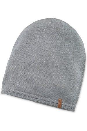Chillouts Beanie Leicester Hat in hellgrau, Mützen & Handschuhe für Herren
