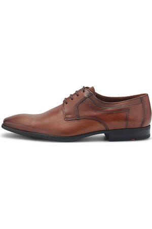 Lloyd Derby-Schnürer Lacour in mittelbraun, Business-Schuhe für Herren