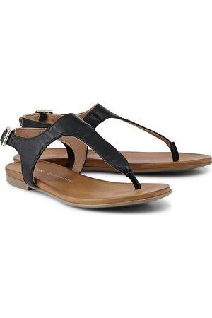 Cox Damen Sandalen - Leder-Zehentrenner in , Sandalen für Damen