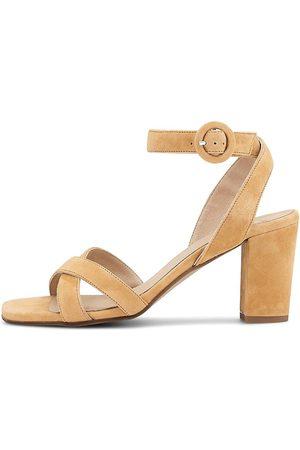 KMB Velours-Sandalette in , Sandalen für Damen