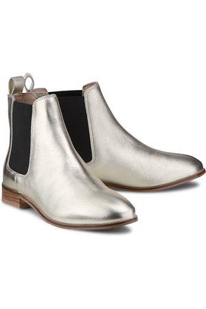 Cox Damen Stiefeletten - Chelsea-Boots in , Boots für Damen