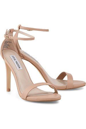 Steve Madden Damen Sandalen - Sandalette Stecy in nude, Abendschuhe für Damen