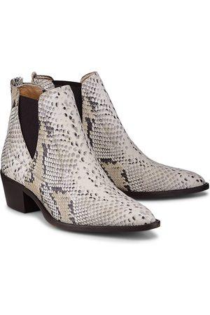 Belmondo Western-Boots in python, Boots für Damen