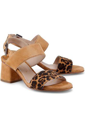 Belmondo Trend-Sandalette in leo, Sandalen für Damen