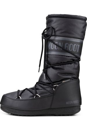 Moon Boot Damen Winterstiefel - Moonboots High Nylon Wp in , Boots für Damen