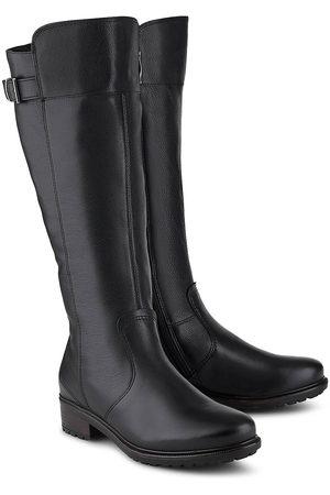 ARA Leder-Stiefel Kansas in , Stiefel für Damen