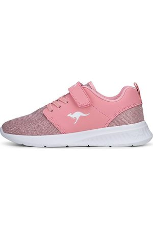 KangaROOS Jungen Sneakers - Sneaker Kl-Hinu Ev in pink, Sneaker für Jungen