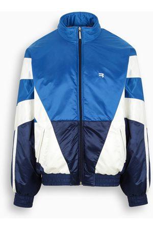 Balenciaga Blue padded jacket