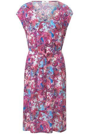 mayfair by Peter Hahn Damen Freizeitkleider - Jersey-Kleid mehrfarbig