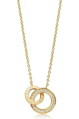 Sif Jakobs Halskette Prato Due Necklace White Zirconia