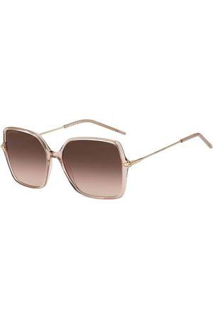HUGO BOSS Sonnenbrille beige