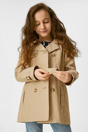 Here and There C&A Trenchcoat
